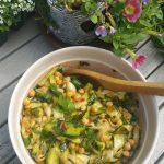 Chickpea Salad - Joey's Café