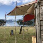Overlooking Lake - Joey's Café